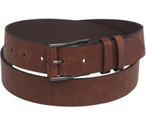 Ben Sherman Mens Casual Chino Belt Brown