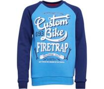 Firetrap Junior Sweatshirt Deep Sky Blue
