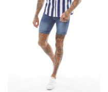 Simon Skinny Denim Shorts