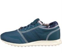 Herren Los Angeles Sneakers Blau