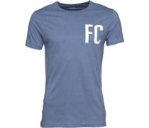 Herren FC Chest T-Shirt Blau