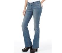 Levi's Womens 715 Bootcut Jeans Distant Light