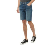 501 Hemmed Denim Shorts Denim
