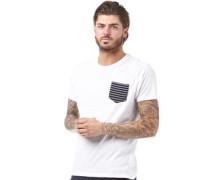 Herren Generate T-Shirt Weiß
