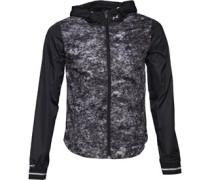 Womens ColdGear Storm Reflective Layered Up Jacket Black