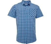 Triple Canyon Hemd mit kurzem Arm Hellblau