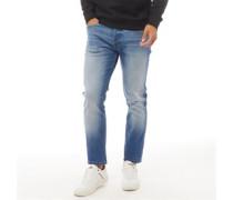Davies Bootcut Jeans Denim