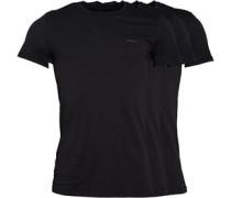 Herren Jake T-Shirt Schwarz