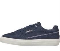 Trestles Suede Low Sneakers Navy