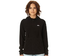 Trespass Damen Marathon Fleece Schwarz