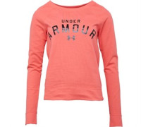 Damen Pretty Gritty Blackout Crew Sweatshirt Pink