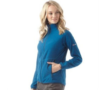 Damen Spectrum 2.0 Fleece Blau