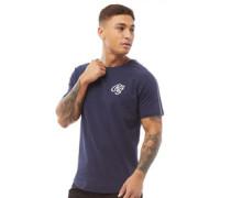 Austen Raglan T-Shirt Navy