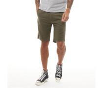 502™ True Chino Shorts Dunkelolivengrün
