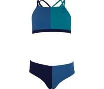 Parley Hero Beach Bikini EQT Badeanzug Türkis-Grün