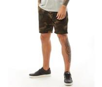 Chino Shorts Tarnfarbe
