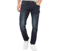 Herren Deadly 04 Skinny Jeans Dunkelblau