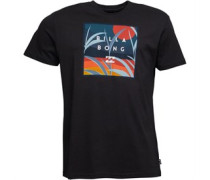 Stockpile T-Shirt Schwarz