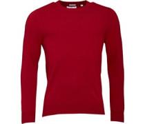 Cashmere 12GG Pullover mit Rundhalsausschnitt