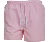 French Connection Herren Badeshorts Pink