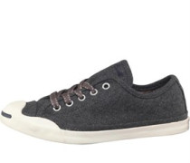 Jack Purcell LP LS Ox Wool Sneakers Anthrazit