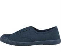 Damen Freizeit Schuhe Dunkelblau