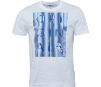 Original Displaced Stripes T-Shirt