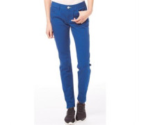 Damen Skinny Jeans Blau