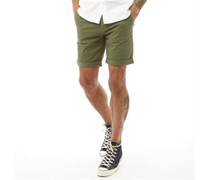 AKM Chino Shorts Oliven