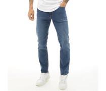 NPG Jeans in Slim Passform Mittel