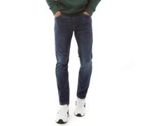 512 Jeans in Slim Passform Dunkel