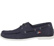 Mens Mainsail Boat Shoes Navy