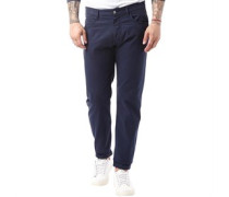 Herren J45 Jeans in Slim Passform Navy