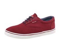 Firetrap Herren Murphy Freizeit Schuhe Rot