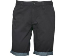 Turn Up Chino Shorts Blau