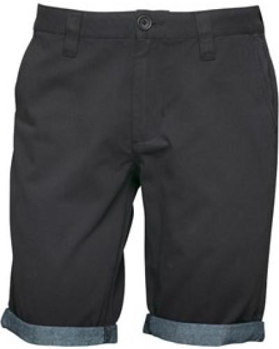 Turn Up Chino Shorts Blau