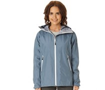 Damen Electra 3 Layer Gore-Tex Shell Performance Jacket Blau