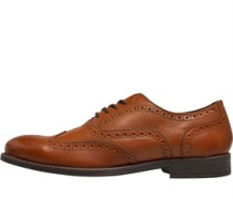 Moss Brogue Schuhe Hell