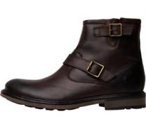 Base London Mens Zinc Boot Brown Rustic