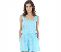 Damen Overall Blau