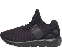 Herren Tubular Runner Strap Sneakers Schwarz