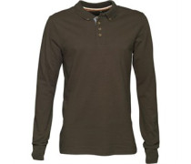 Lincoln Rugby Hemd Khaki