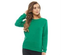 Damen Duke Sweatshirt Grün