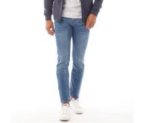 Tranfold Jeans in Slim Passform Stonewash