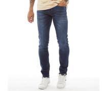 Buraca Skinny Jeans Dunkel