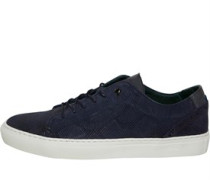 King Wildleder Sneakers Navy
