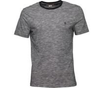 Original Penguin Mens Slub T-Shirt True Black