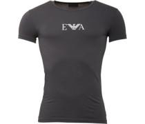 Herren T-Shirt Dunkelgrau
