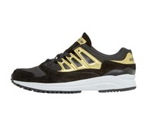 adidas Originals Damen Torsion Allegra Gold Sneakers Schwarz