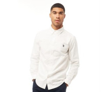 Core Oxford Hemd mit langem Arm